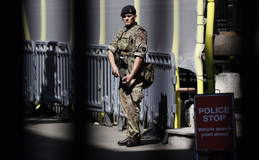 British officials scold the US for leaking intelligence on the Manchester attack