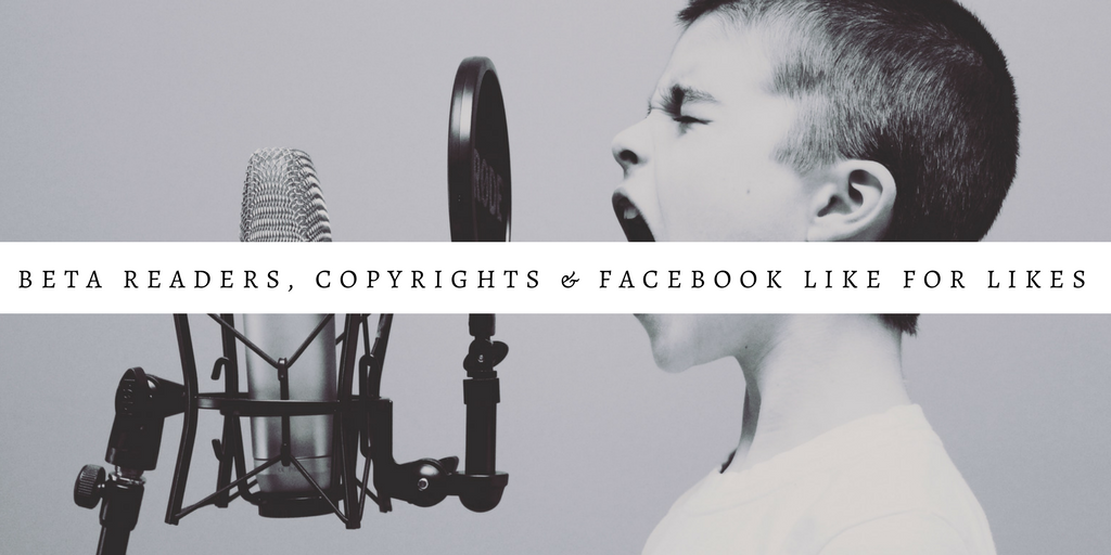 beta readers copyrights facebook like for likes askmeanything