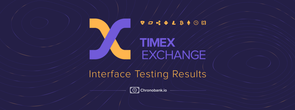 TimeX Interface Testing Campaign Results!