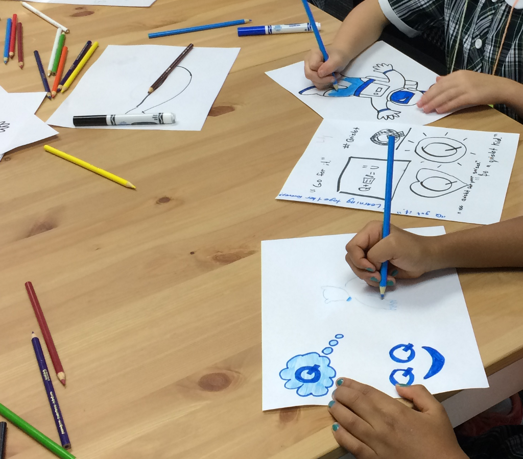 How my third-grade students inspired me to become a product designer