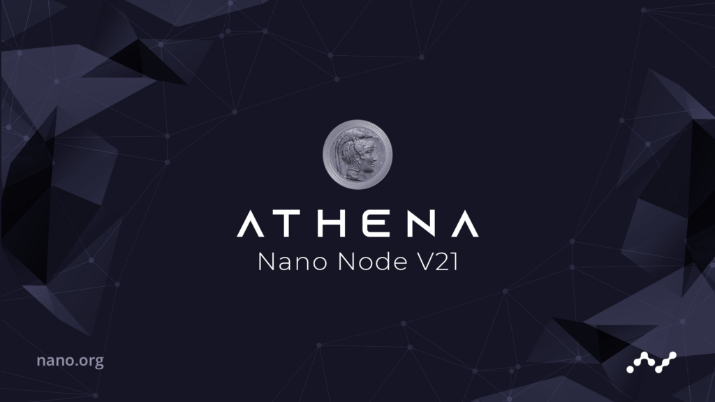 V21 Athena is live