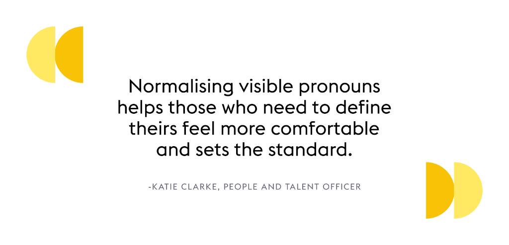 How we can make the workplace inclusive for trans and non-binary people image