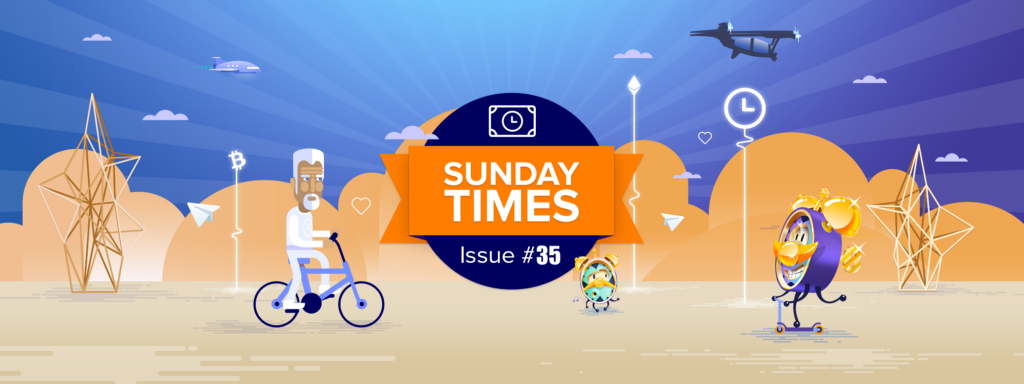 Sunday TIMEs Issue #35
