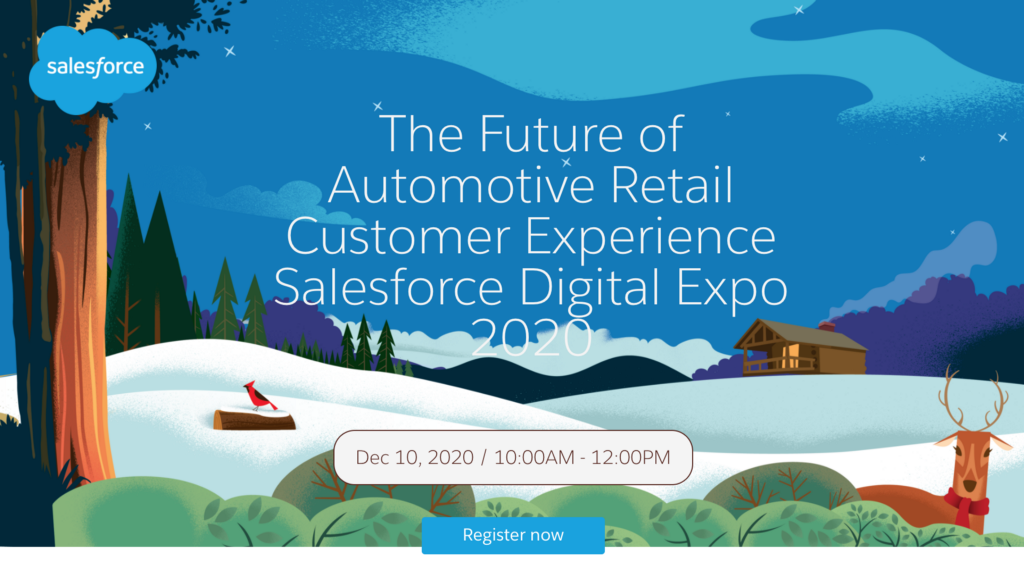 From San Francisco to Wicklow—Showoff are presenting at Dreamforce Blog Illustration