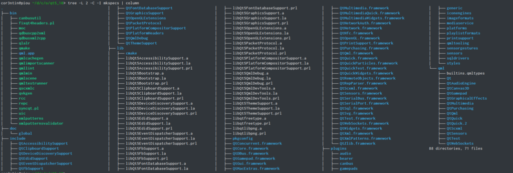 A C++ Hello World And The Rose Gold Walled Garden Of Doom