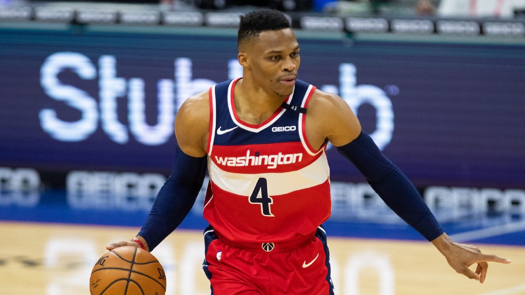 Mr. Triple-Double. Wizards star Russell Westbrook sets new record