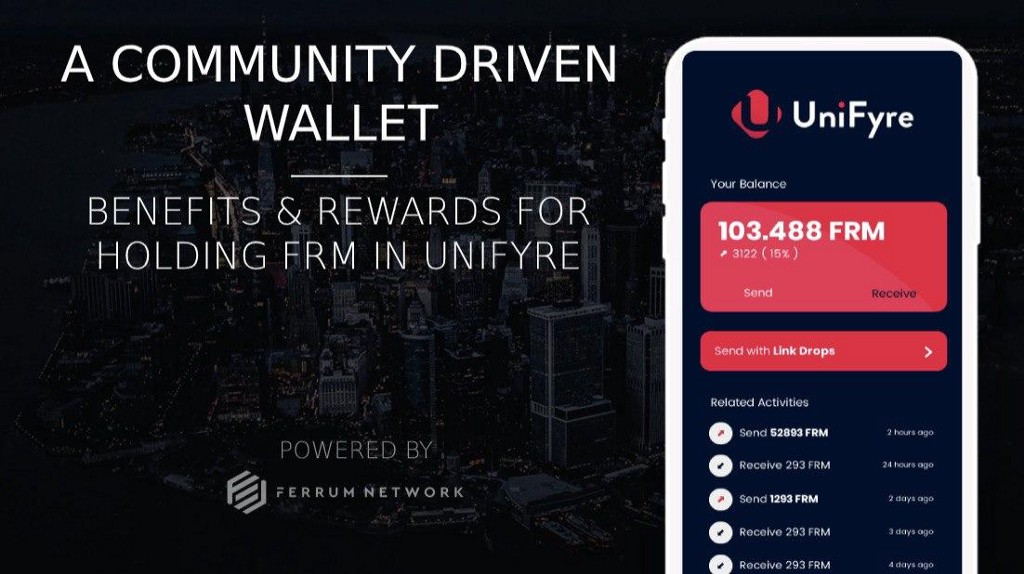 - 1 dnwP4  QFy 5Isd3IkTJeg - Introducing the New UniFyre Wallet Website and Pre-Launch Campaign