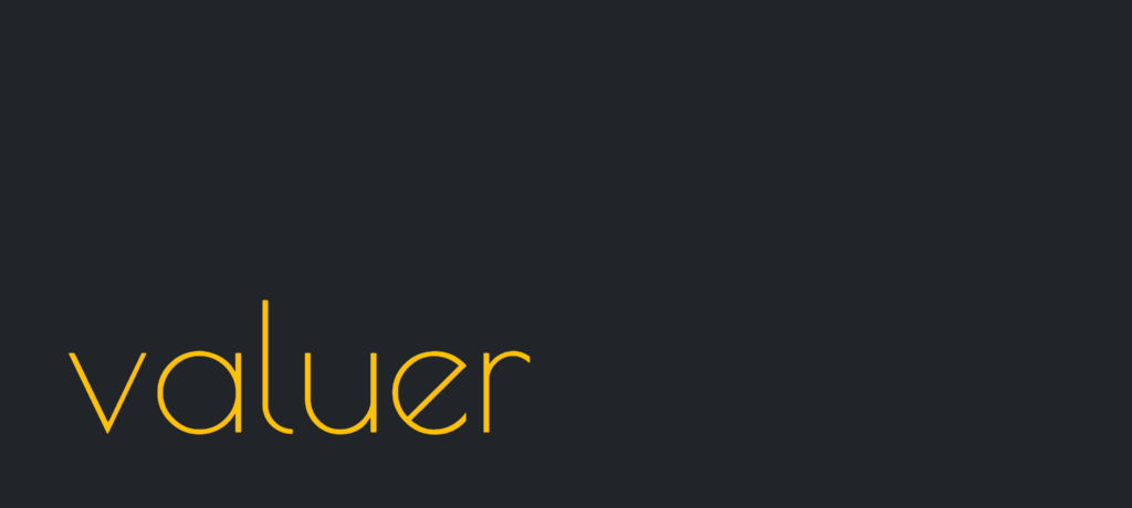 What is Valuer?