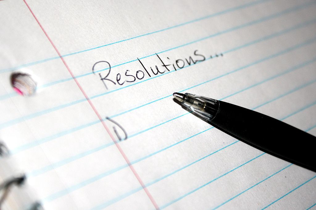 New Year\'s Resolutions Revised for 2018, The End of Days