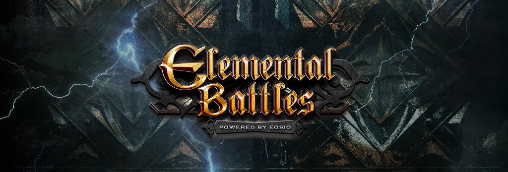 Shout out to aspiring blockchain developers: try out Elemental Battles and start building…