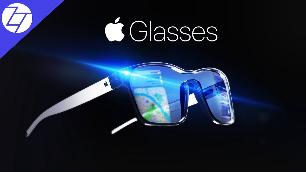 The Fantastic Apple Glasses. Again.