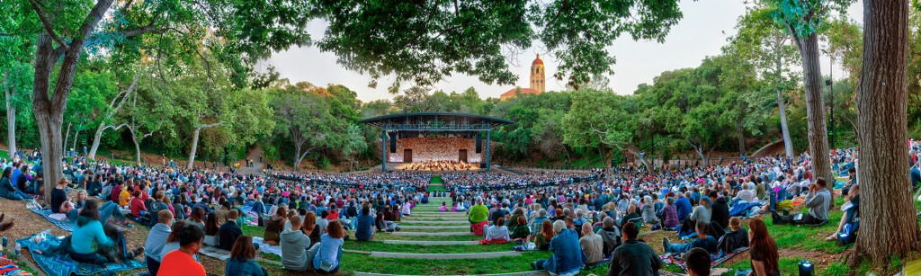 Frost Amphitheater launches summer concert series with the SF Symphony, Fantastic Negrito & more