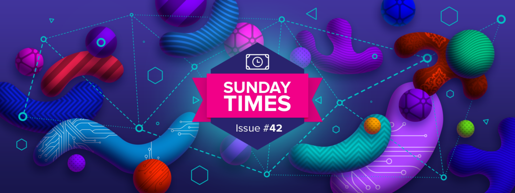 Sunday TIMEs Issue #42