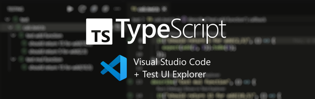 Debug tests in TypeScript with Visual Studio Code