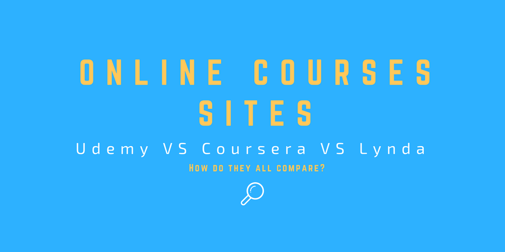 Udemy Vs Coursera Vs Lynda The Ultimate Comparison