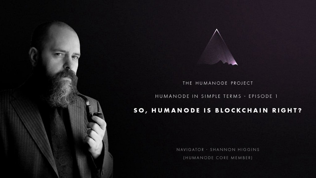 Humanode in simple terms—Episode 1: So it's a blockchain, right?