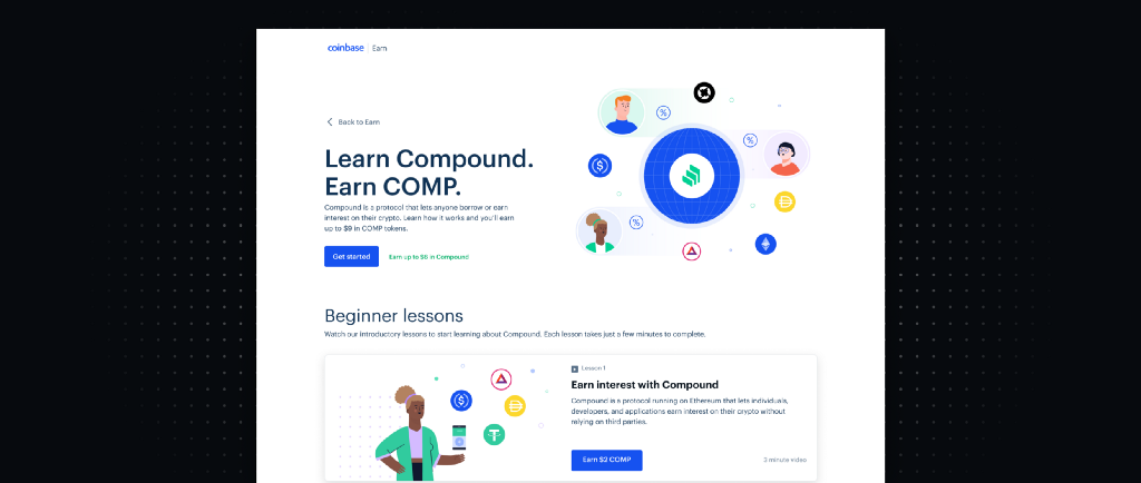 Compound (COMP) is now available on Coinbase