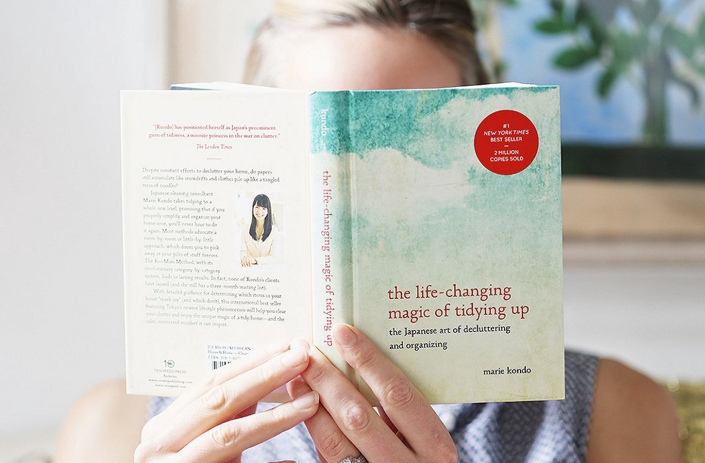 How The KonMari Method Can Help You Streamline Your Business?