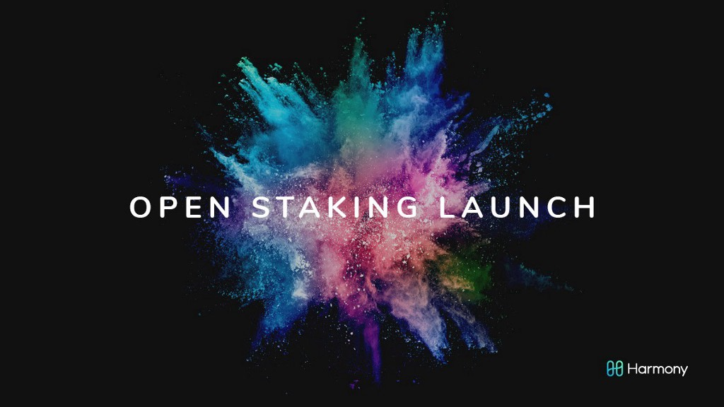 Open Staking & BUSD launch, ONE year anniversary & May Updates