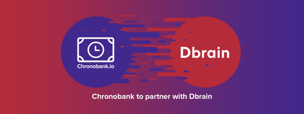 ChronoBank partners with DBrain to Develop Better Employee Reputation Scoring Using AI