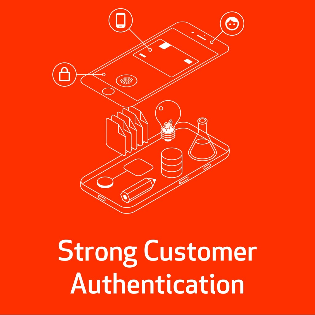 Strong Customer Authentication Blog Illustration