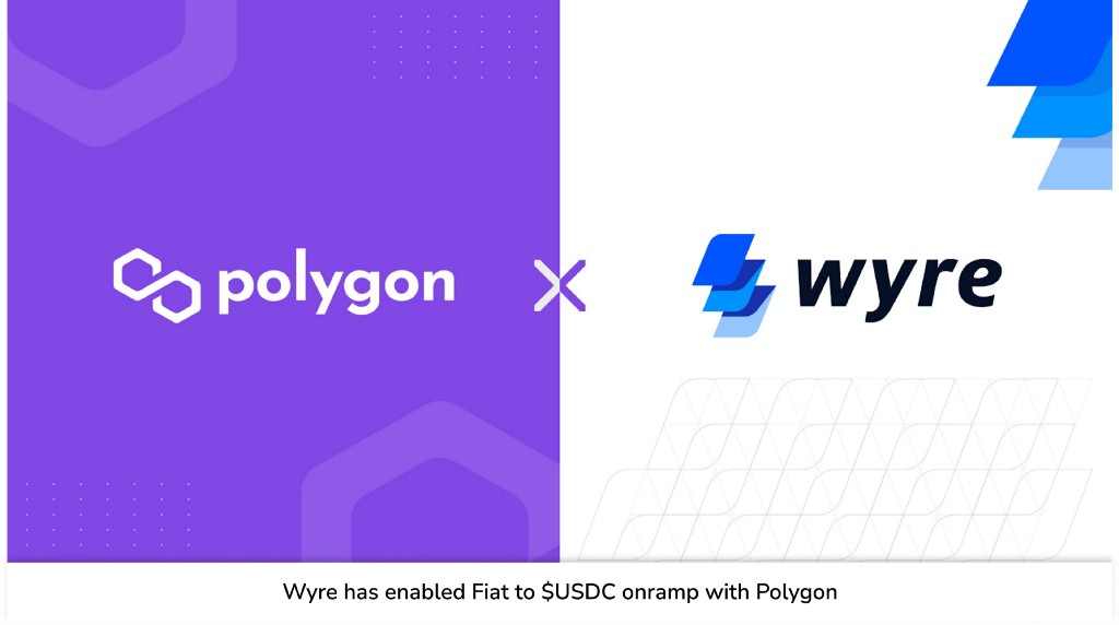 [Polygon] Wyre now supports Polygon! - AZCoin News
