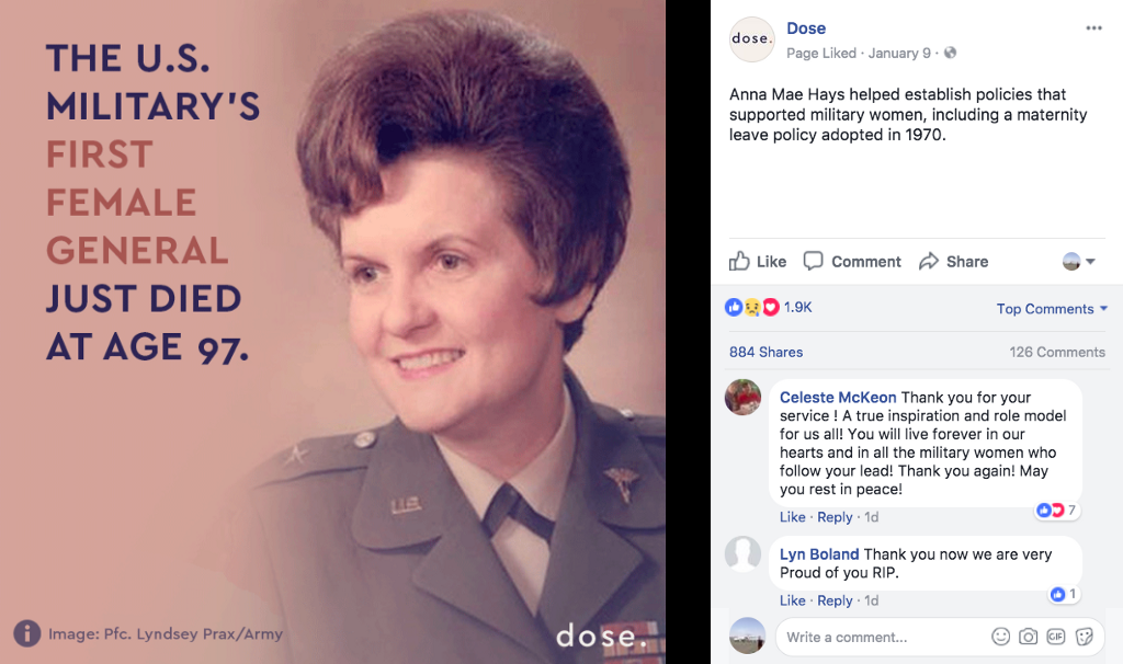 The Incredible Story Of The U S  Military's First Female