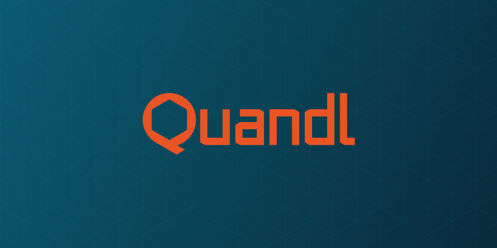 Quandl Getting End Of Day Stock Data With Python Pyfin Medium