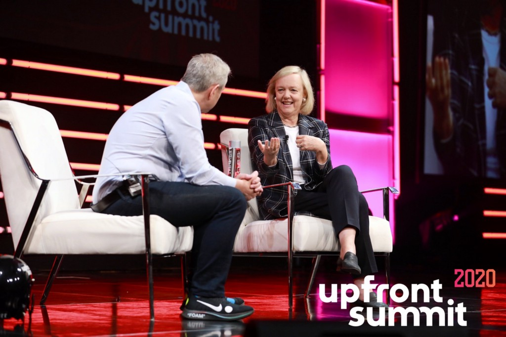 "Why Meg Whitman is Betting on Quibi as""The Da Vinci Code of Content"""