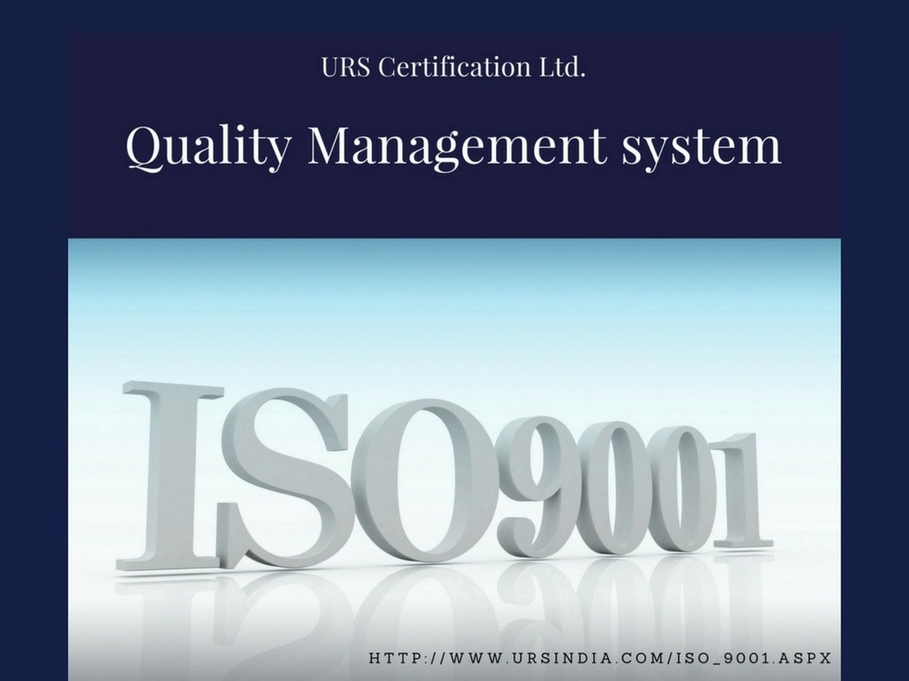The Value And Benefits Of Iso 9001 Certification Urs India Medium
