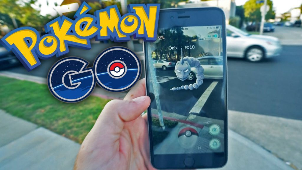 make game like pokemon go