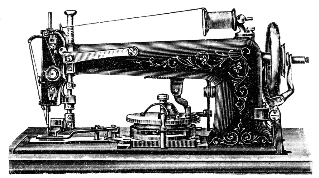 Before There Were Vibrators There Were Sewing Machines OMGFacts Delectable Who Invented The Sewing Machine In The Industrial Revolution