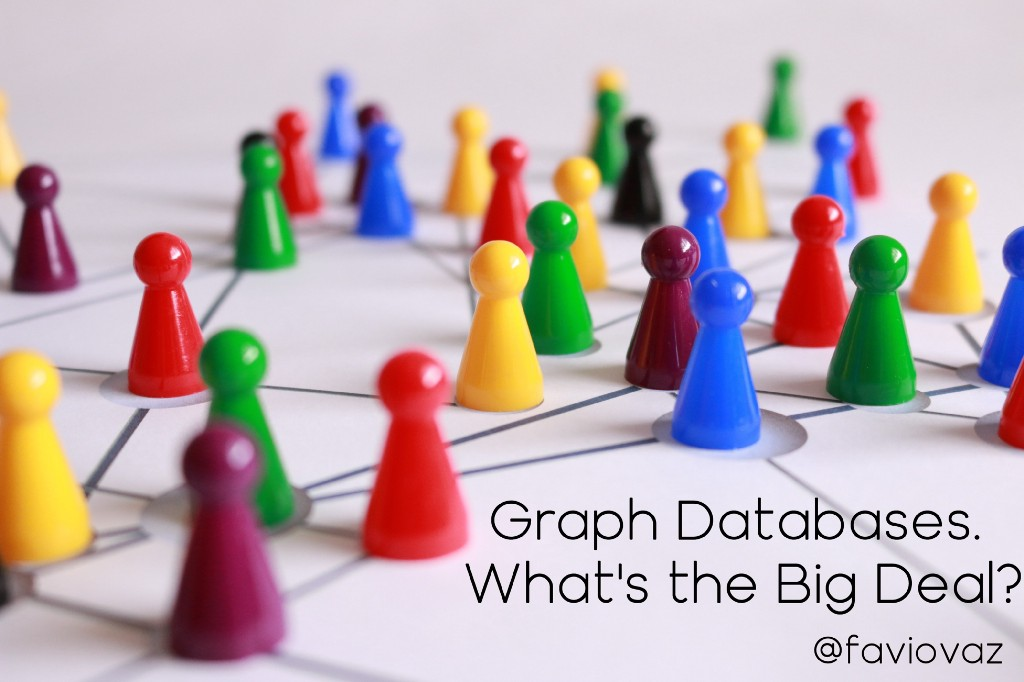 Graph Databases. What's the Big Deal?