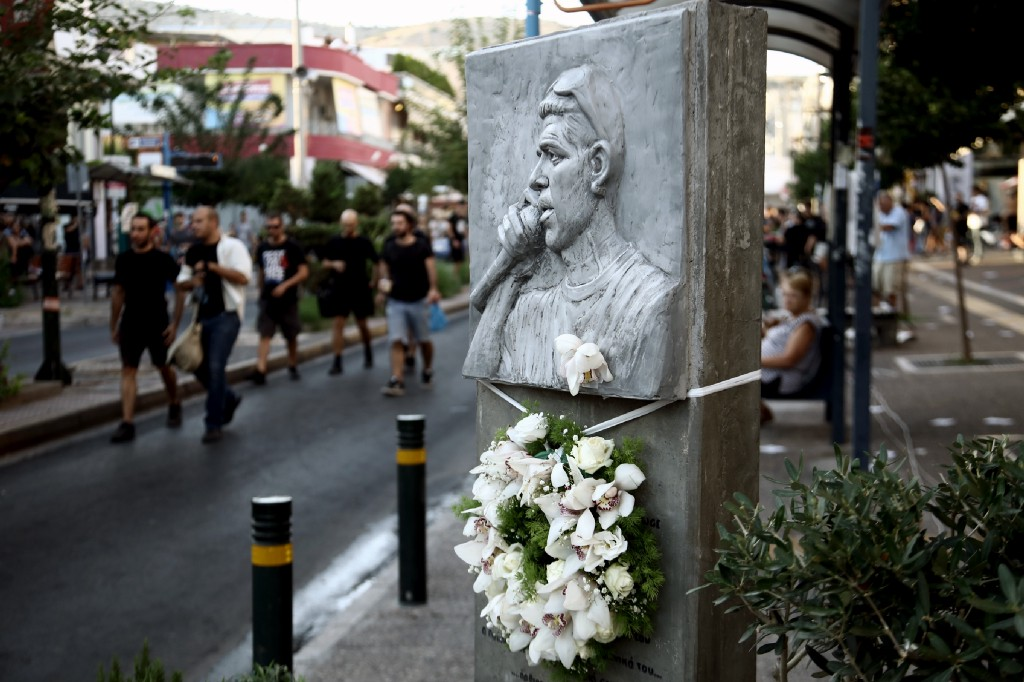 Four years after the assassination that shook Greece