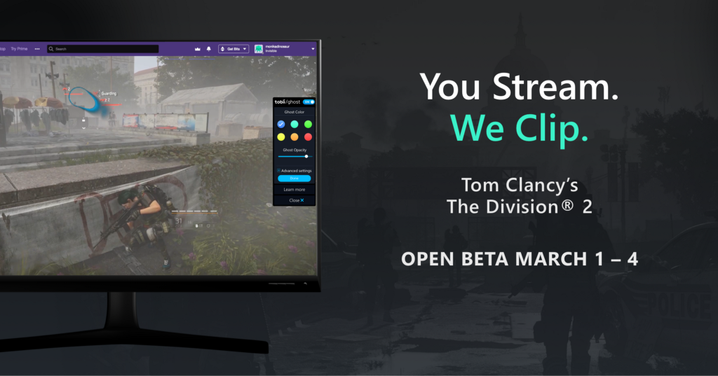 You Stream. We Clip.