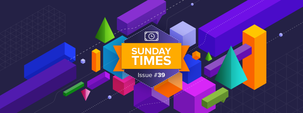 Sunday TIMEs Issue #39