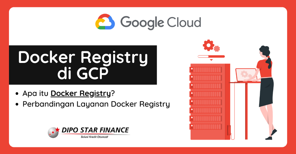 Docker Registry di Google Cloud Platform