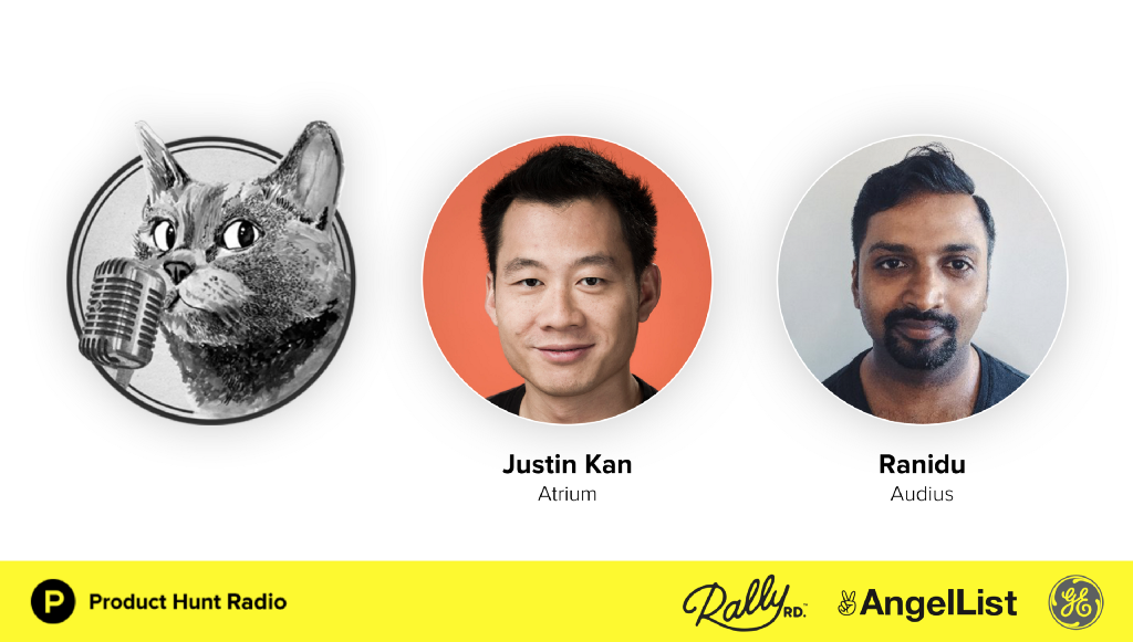 Product Hunt Radio: Living phone-free in Silicon Valley and the future of music tech