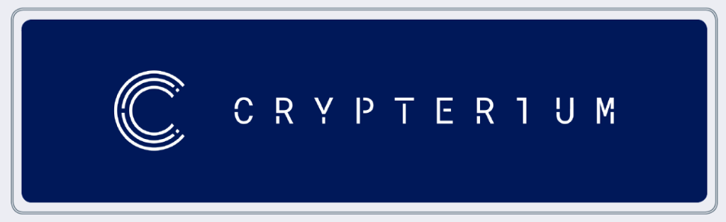 The Cryptocurrency News Group CRYPTERIUM IS AIMED ON COMMENCE OPERATIONS