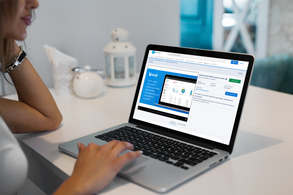 Chrysalis Uses Skuid and Salesforce to Accelerate COVID-19 Data Tracking