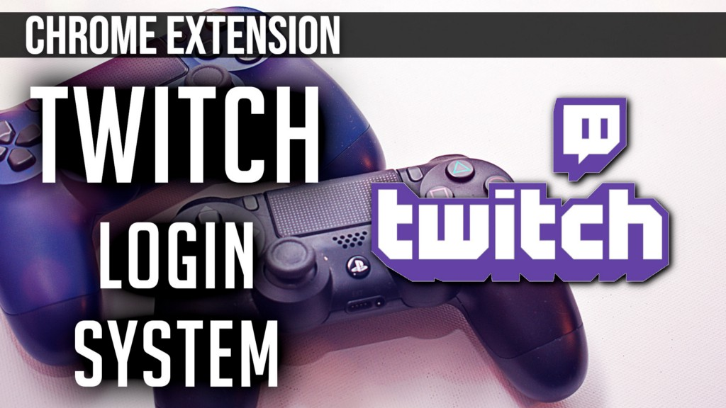 Use Twitch to Login to Your Chrome Extension