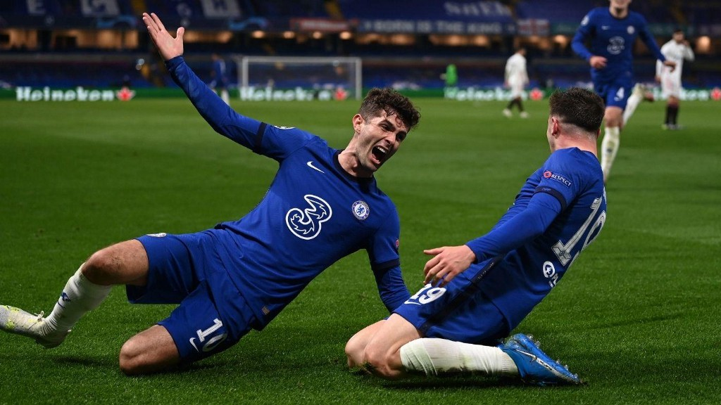 Chelsea set up All English final With Manchester City after convincing win over Real Madrid