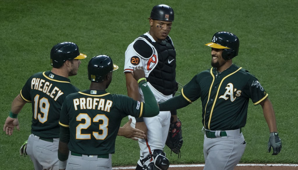 The Oakland A's Might Finally Make the Leap