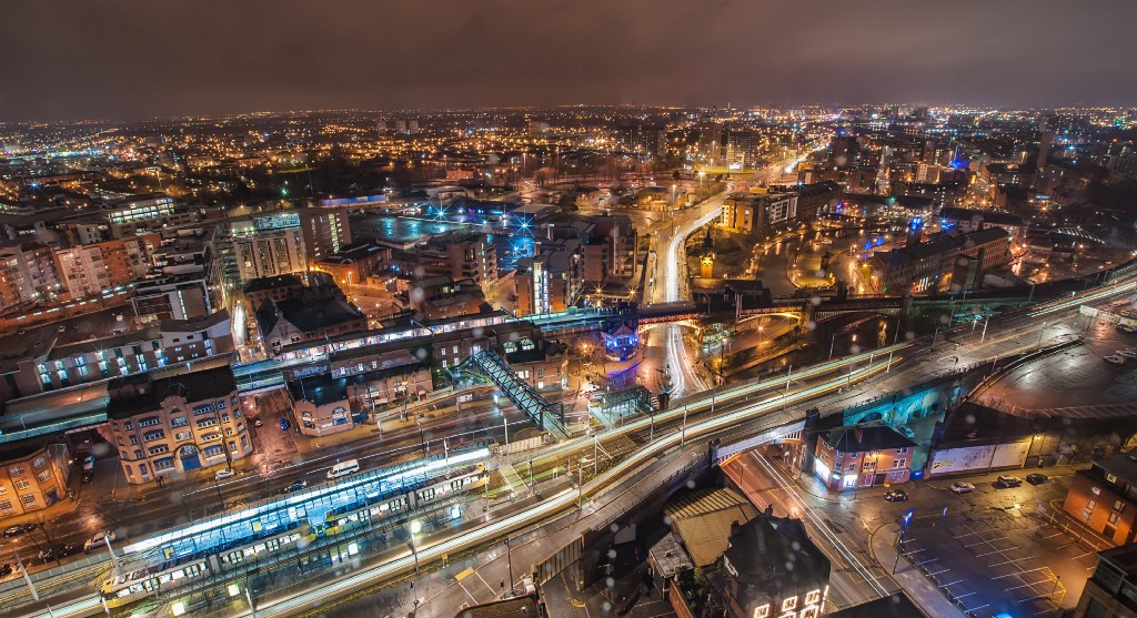 All aboard the Manchester buy-to-let train