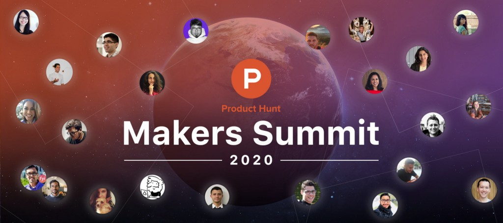 Introducing Product Hunt's first virtual Makers Summit