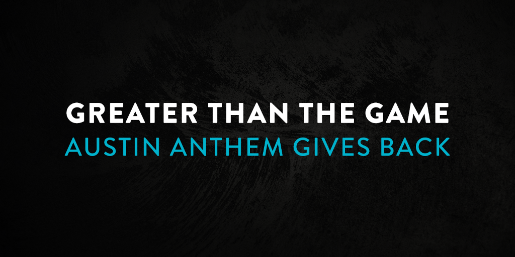 It's About More Than Just the Game: