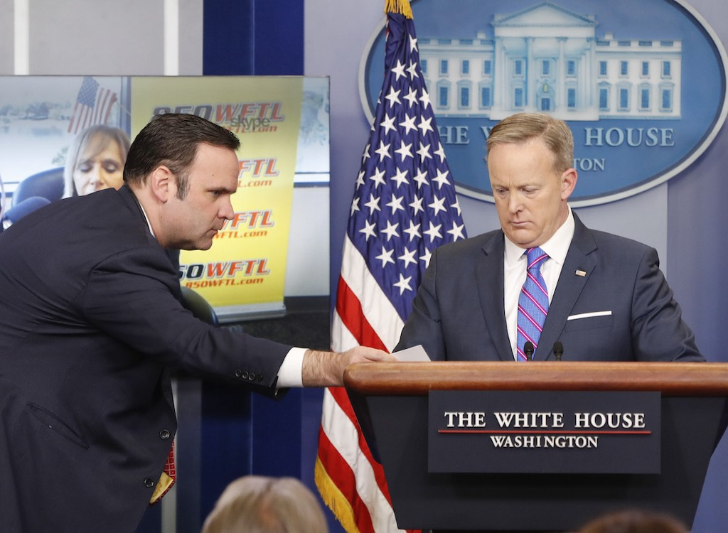 The White House may have skirted federal law to try and save its failing health care bill