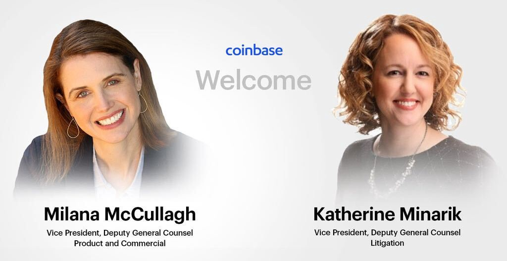 Fostering Trust Through Coinbase's Growing Legal & Compliance Team
