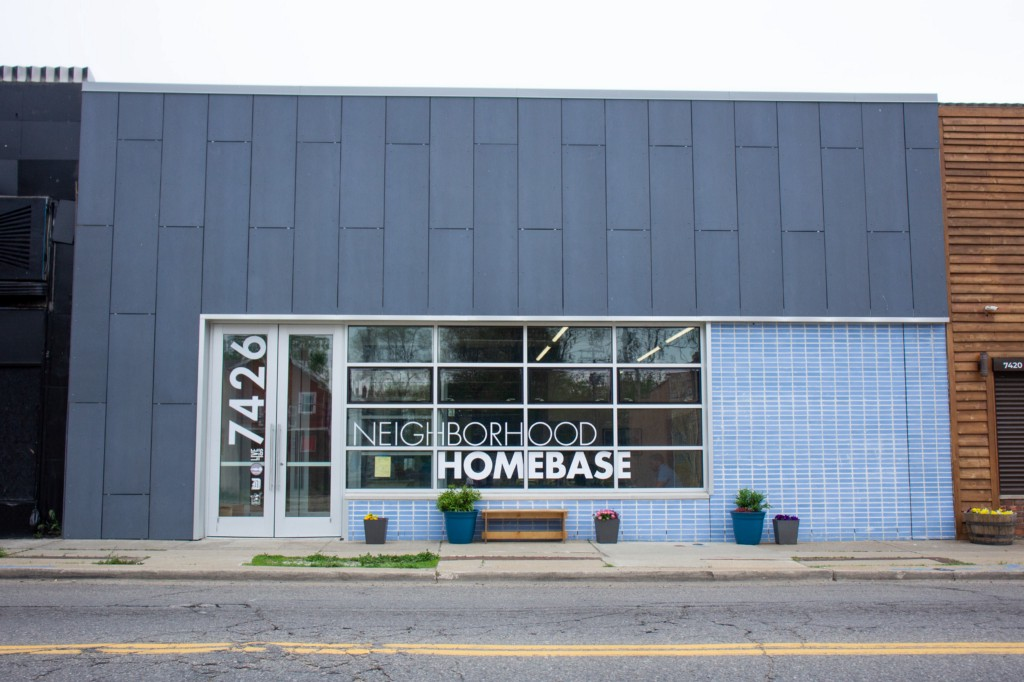 Neighborhood HomeBase: A new model for collaborative community revitalization