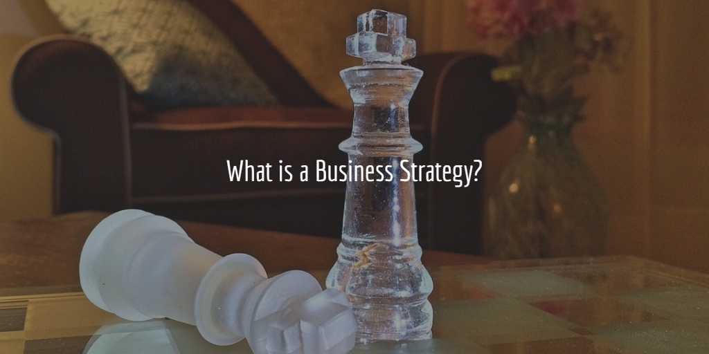 what is business strategy game
